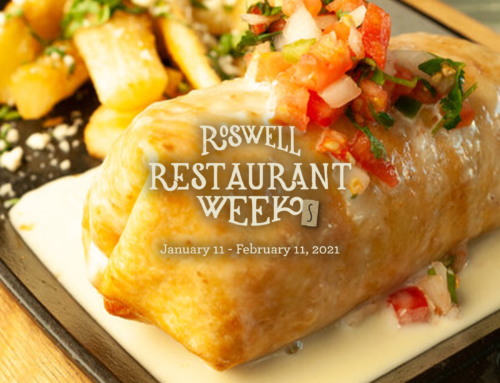 Roswell Restaurant Week 2021